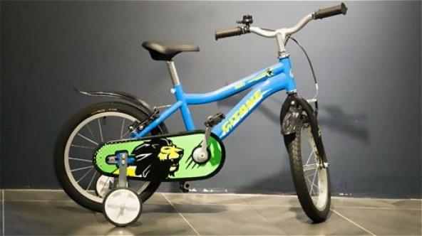 Gitane Buddy 16 Jant Mavi Erkek Çocuk Bisikleti-(PEUGEOT FİRMASI ÜRETİCİSİR)
