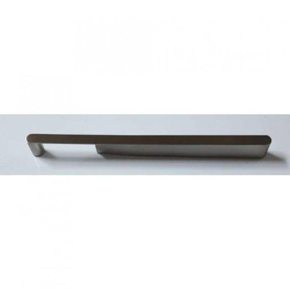 192 mm İnox Kaplama Kulp Dolap Çekmece Kapak Kulpu Marca 1010 Model