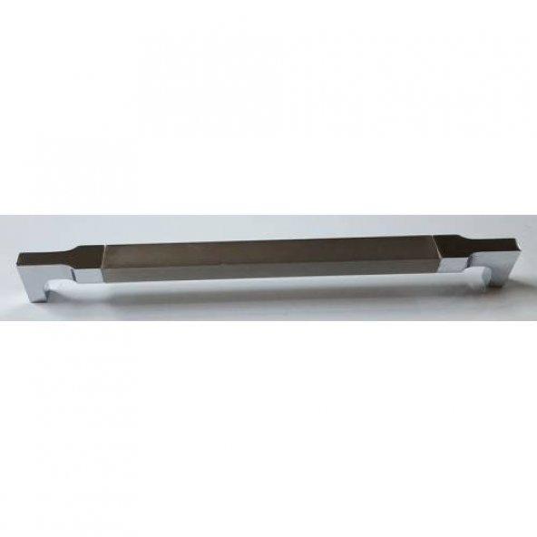 320 mm Krom inox Kaplama Kulp Dolap Çekmece Kapak Kulpu Marca 301 Model