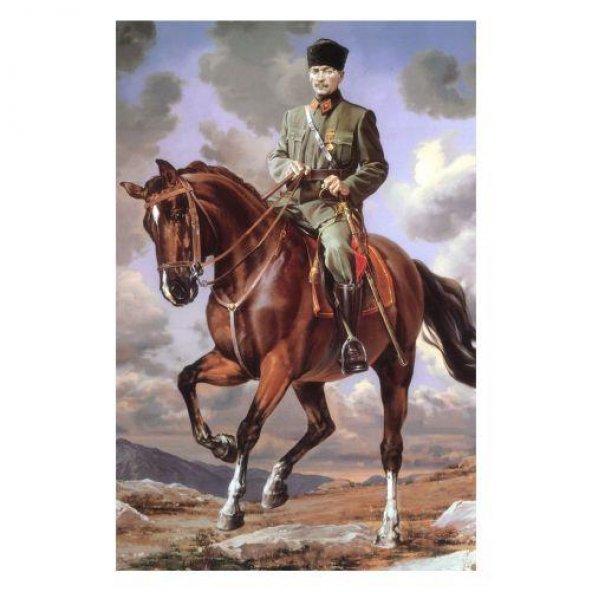 Atatürk Posteri 4x6 metre 400x600 no:1