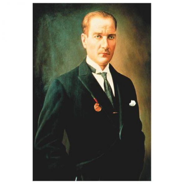 Atatürk Posteri 6x9 metre 600x900 no:6