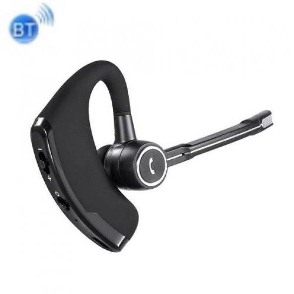 V6 Bluetooth Kulaklık V 4,1 , Koruma, Ajan, Polis, Üstün Ses Kalitesi, Mikrofonlu, İPHONE 6/7/8 UYUMLU