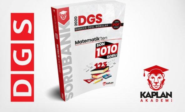 DGS Sadece Yeni Nesil 1010 Matematik Sorusu