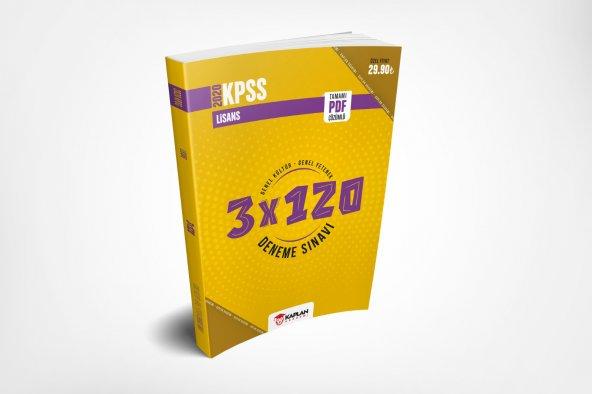 2020 KPSS Lisans Genel Yetenek Genel Kültür PDF Çözümlü 3