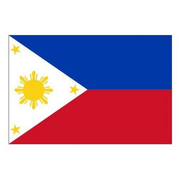 Filipinler Gönder Ülke Bayrağı 150x225cm