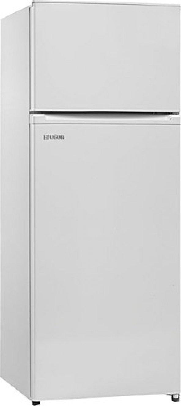 Uğur UES 273 D2K A++ Çift Kapılı Buzdolabı