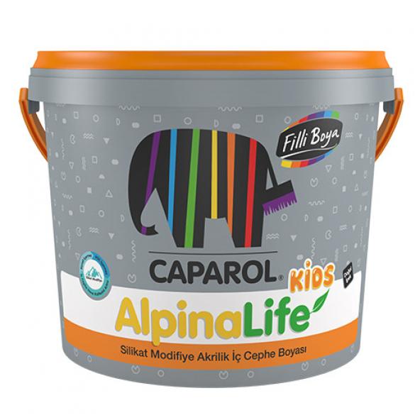 Filli Boya AlpinaLife Kids Silikonlu İç Cephe Boyası 15 Lt