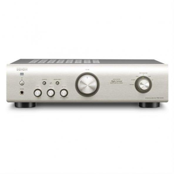 Denon PMA 520 AE (Gümüş) Entegre Stereo Amfi 2x70W/4 ohm
