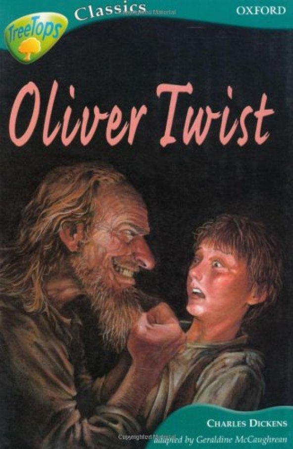 OXFORD TreeTops Classics  16B Oliver Twist