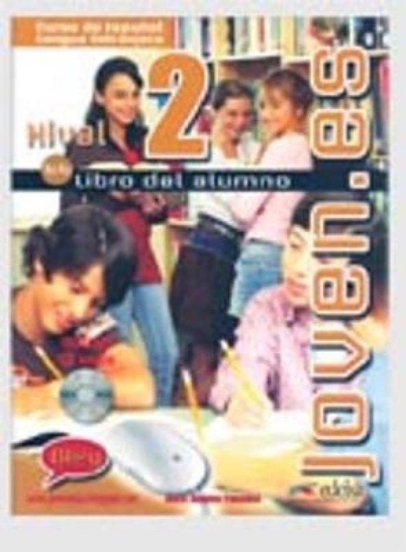 Joven.es : Libro del alumno + actividades + CD 2