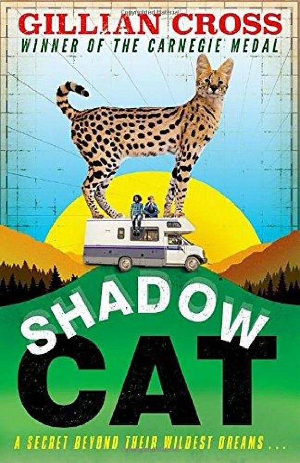 OXFORD SHADOW CAT, GILLIAN CROSS