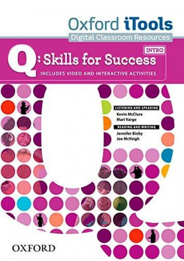 OXFORD Q.SKILLS INTRO ITOOLS