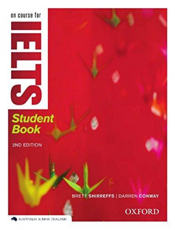 OXFORD ON COURSE FOR IELTS 2ED SB
