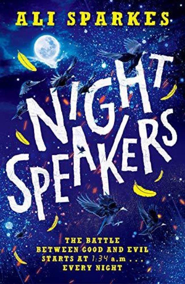 OXFORD NIGHT SPEAKERS