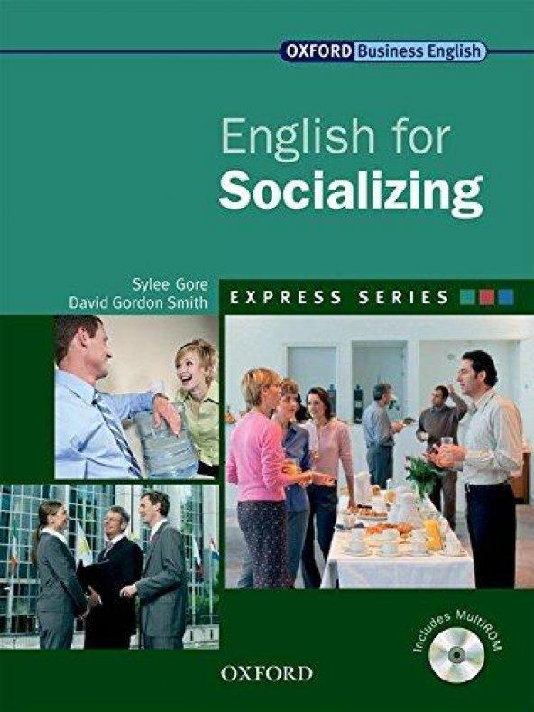 OXFORD EXPRESS ENG SOCIALIZING SB +M.ROM