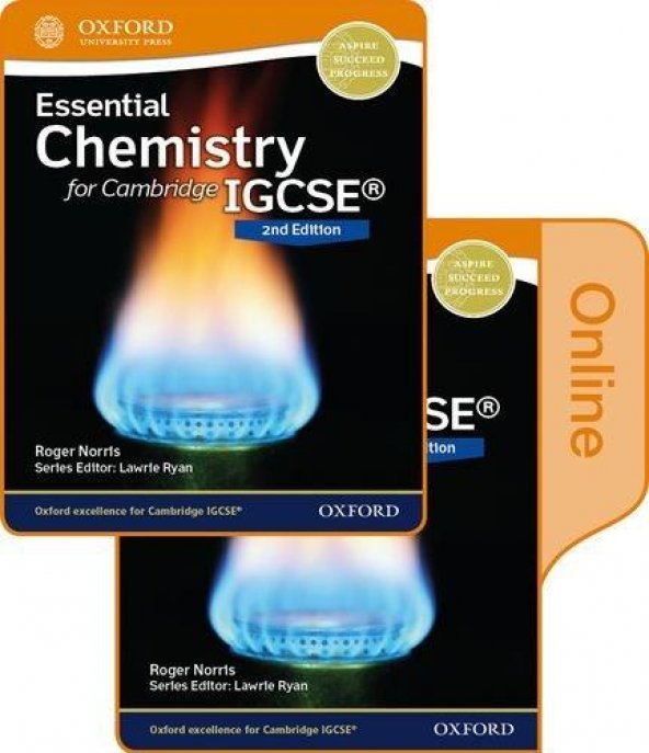 OXFORD ESSENTIAL CHEMISTRY FOR CAMBD IGCSE