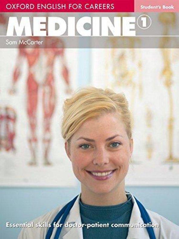 OXFORD ENG FOR CAREERS:MEDICINE 1 SB