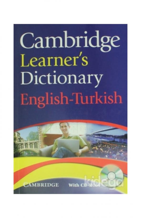Cambridge Learners Dictionary English-Turkish Cdli