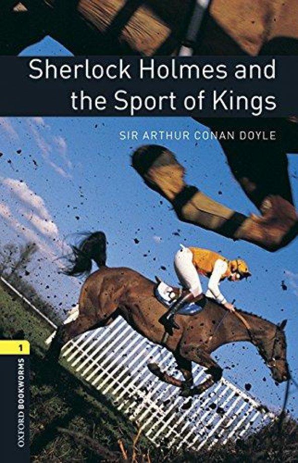 OXFORD OBWL 1:S.HOLMES SPORT KINGS MP3 PK