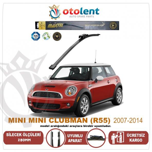 Mini Clubman 07-14(R55) Arka Silecek Fırçası 280MM(MAXTEL)