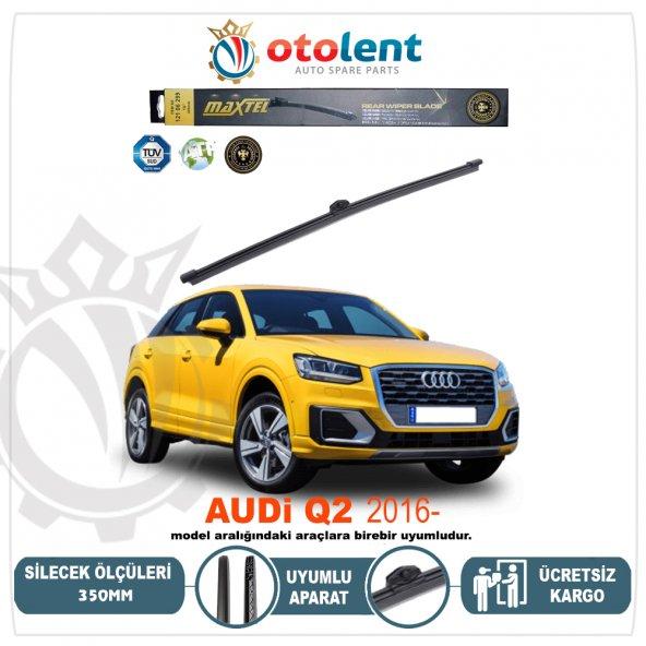 Audi Q2 16- Arka Silecek Fırçası 350MM(MAXTEL)