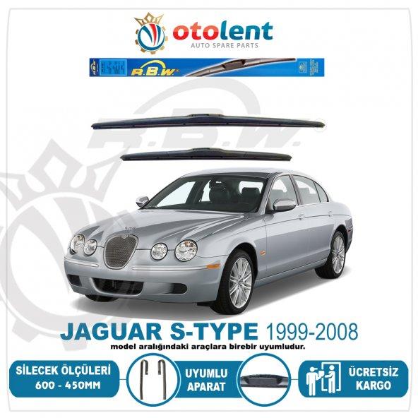 Jaguar S-Type 99-07(X200) Silecek Takımı 600-450MM(RBW)