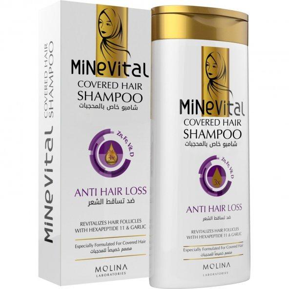Minevital Dökülme Karşıtı Şampuan 300ml