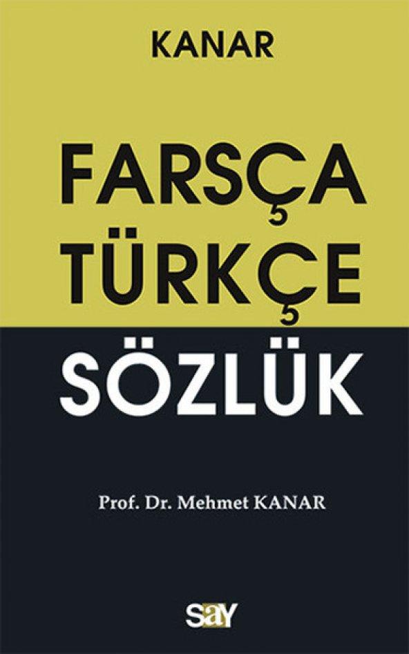 Farsça Türkçe Sözlük (Küçük Boy) - Say Yayınları