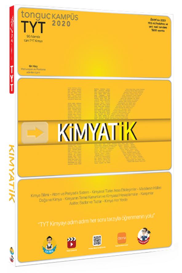 TYT KimyaTİK - Tonguç Akademi