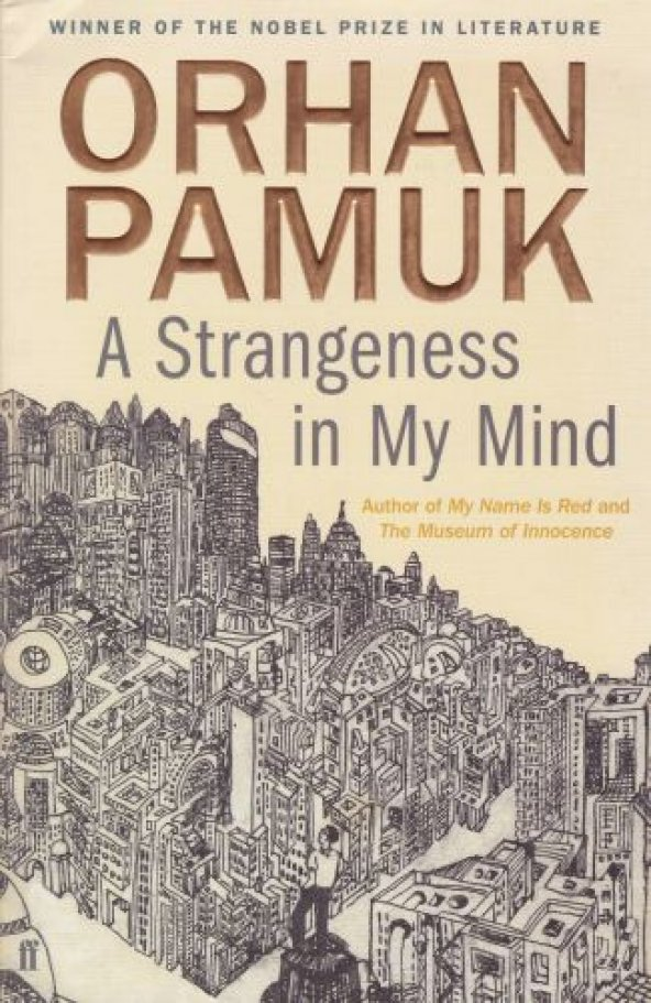 A Strangeness In My Mind - Faber And Faber