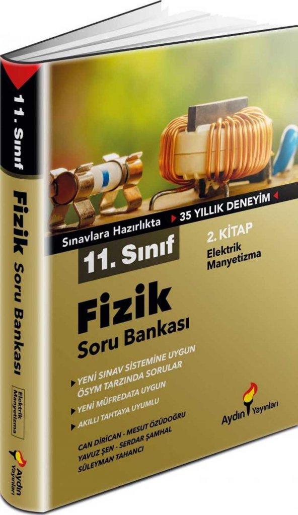 11.Sınıf Fizik Elektrik Manyetizma - Aydın Yayınları