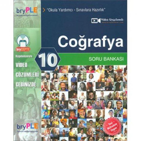 Birey 10.Sınıf Coğrafya Soru Bankası - Birey Yayınları