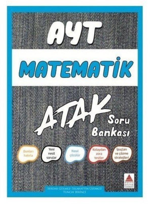 AYT Matematik Soru Bankası - Delta Kültür Yayınları