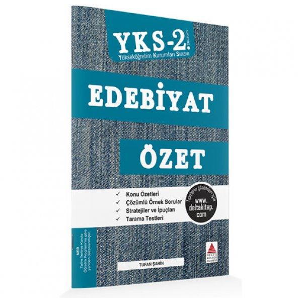 AYT Edebiyat Özet - Delta Kültür Yayınları