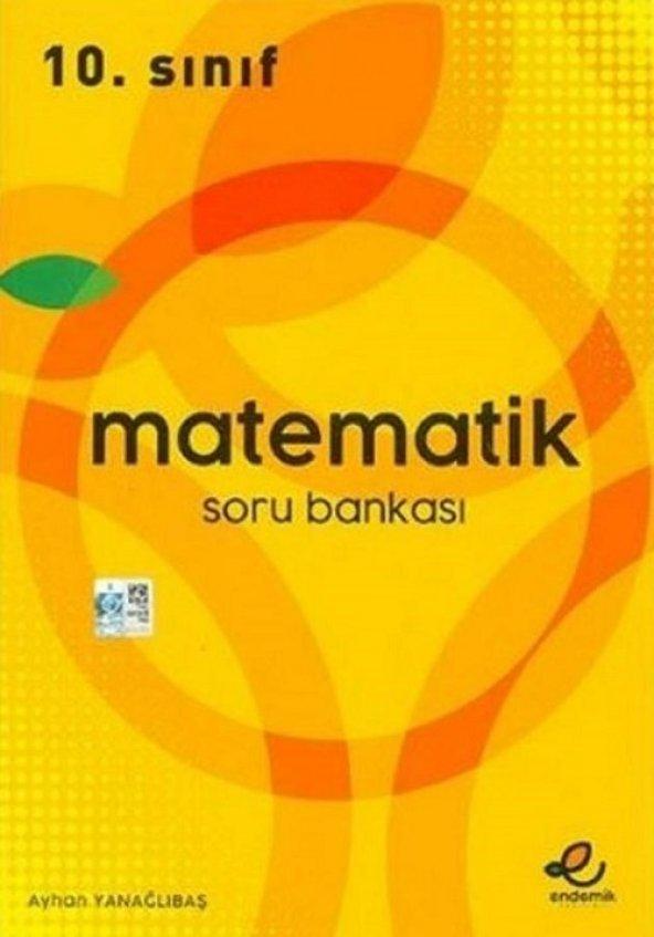 10.Sınıf Matematik Soru Bankası - Endemik Yayınları