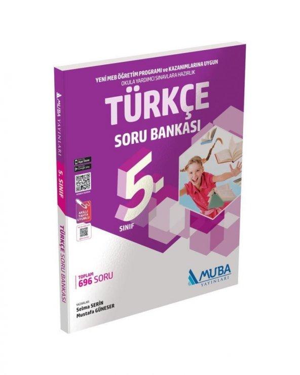 5. Sınıf Türkçe Soru Bankası - Muba Yayınları