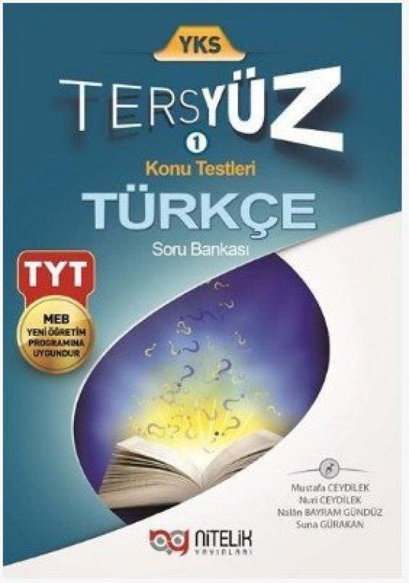 YKS Türkçe Ters Yüz SB - Nitelik Yayınları