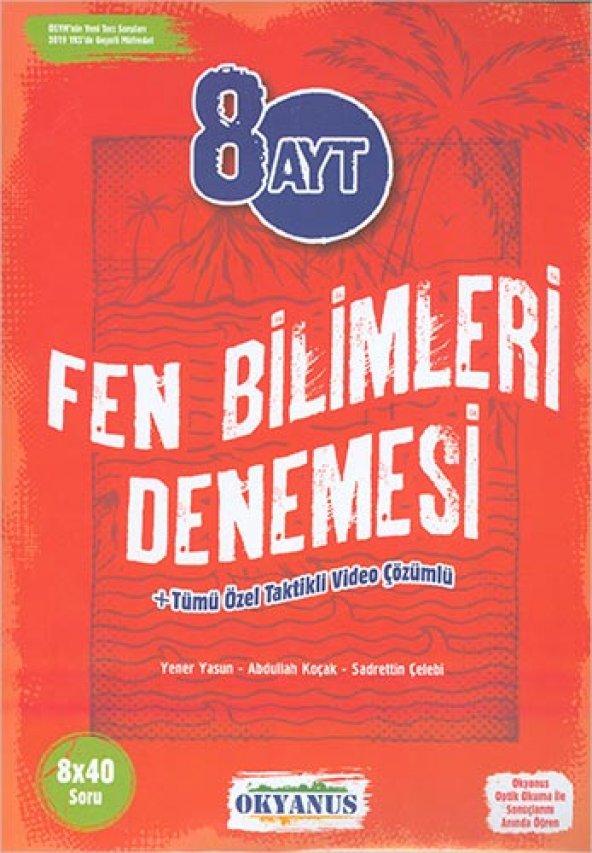 Ayt Fen Denemeleri - Ankara Yayınları