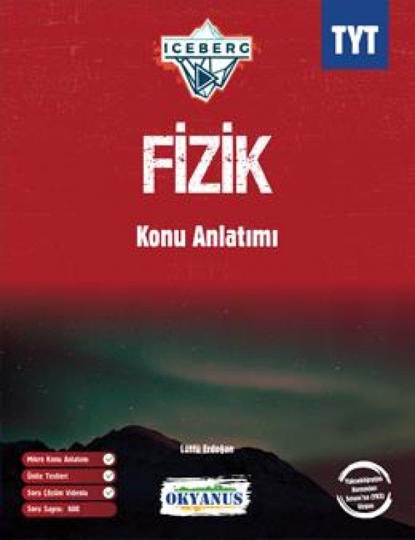 TYT Fizik Iceberg Konu Anlatımı - Okyanus Yayınları
