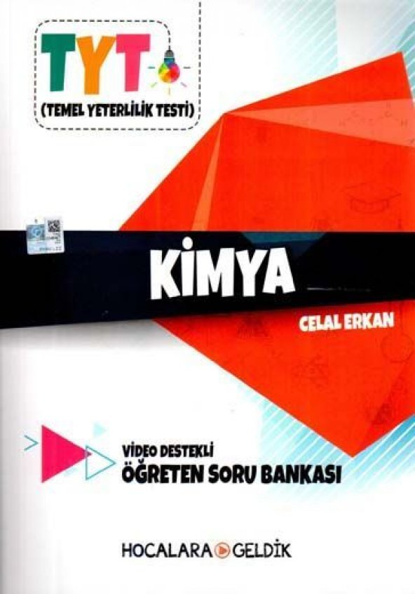 TYT Kimya Video Destekli Öğreten Soru Bankası - Hocalara Geldik