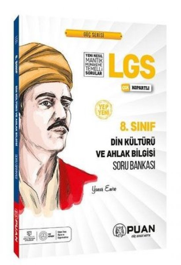 8.Sınıf Din Kültürü Güç Serisi Soru Bankası - Puan Yayınları