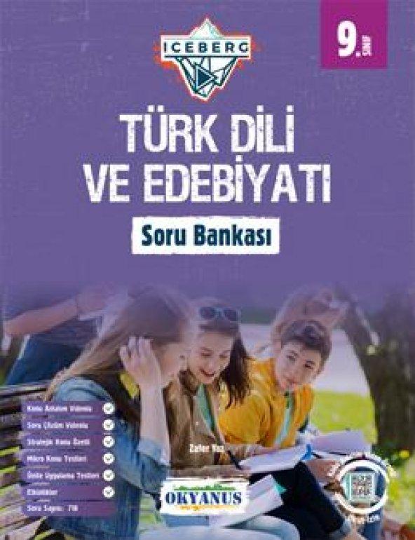 9.Sınıf Iceberg Türk Dili Ve Edebiyatı Soru Bankası - Okyanus Yayınları