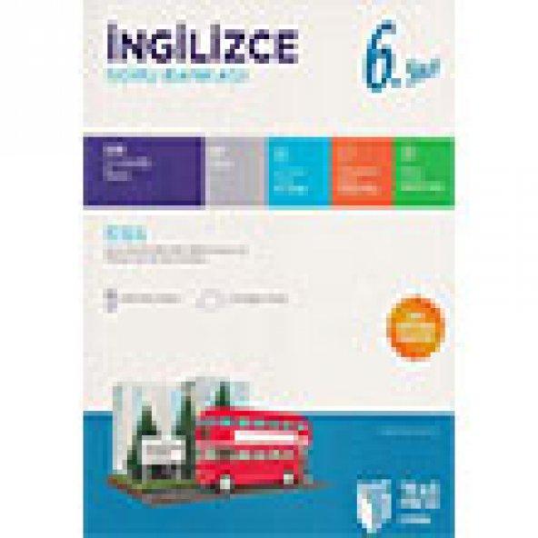 İdes 6. Sınıf İngilizce Soru Bankası - İdes Yayınları