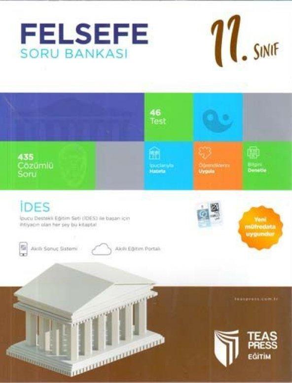 İdes 11. Sınıf Felsefe Tarihi Soru Bankası - İdes Yayınları