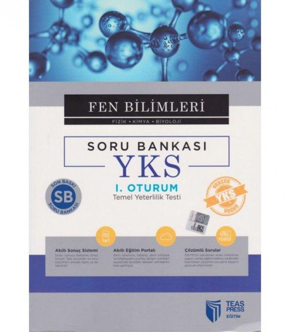 Son Baskı Tyt Fen Bilimleri Soru Bankası - Teas Yayınları