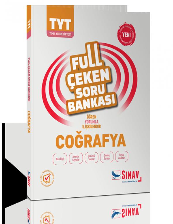 TYT Coğrafya Soru Bankası - Sınav Yayınları
