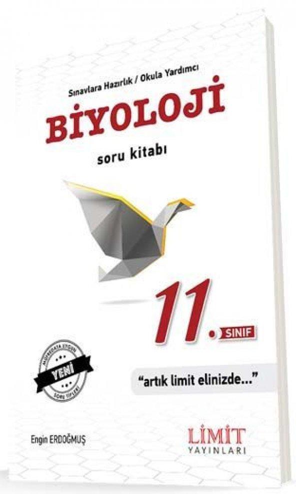 11.Sınıf Biyoloji Soru Bankası - Limit Yayınları