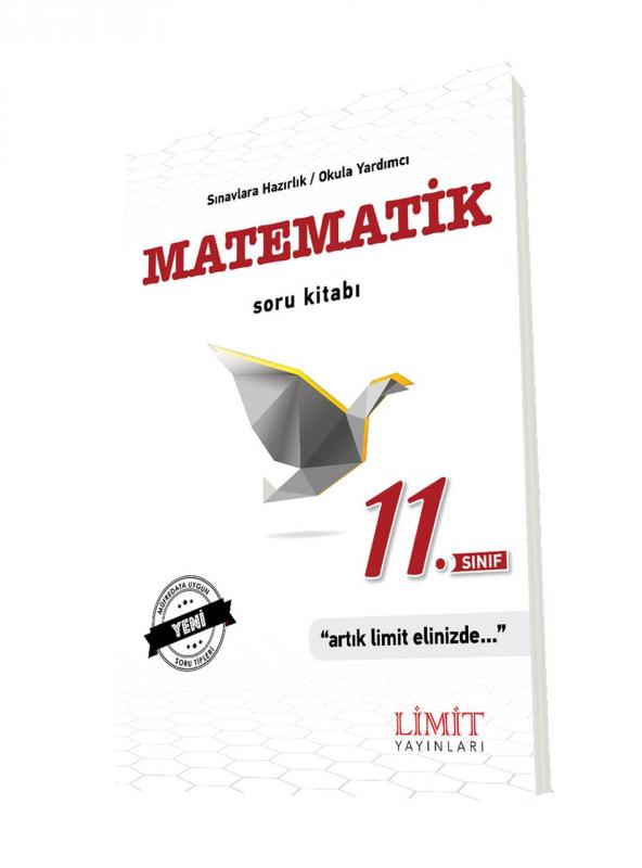 11.Sınıf Matematik Soru Bankası - Limit Yayınları