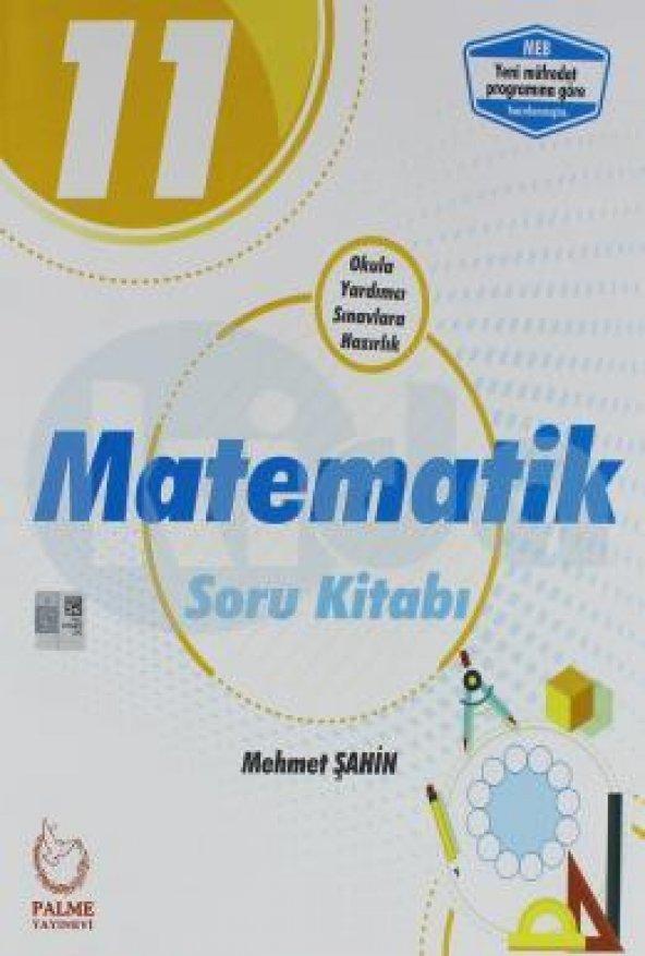 Palme 11.Sınıf Matematik Soru Kitabı 2019 - Palme Yayınları