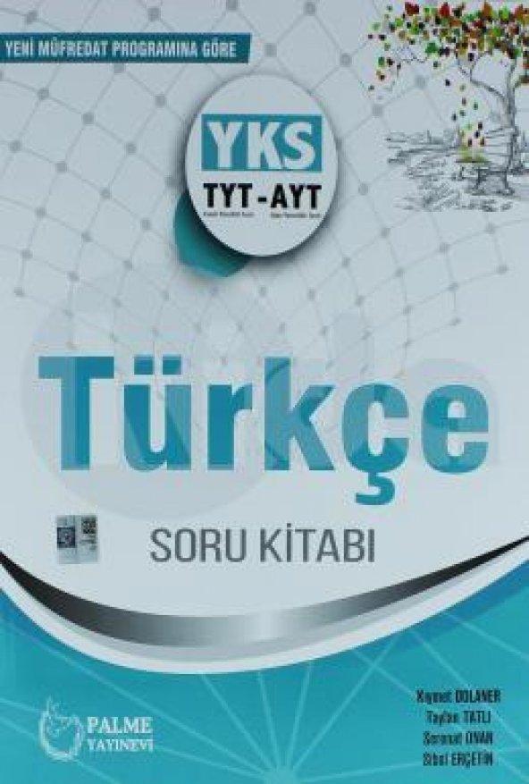Tyt Türkçe Soru Kitabı - Palme Yayınları